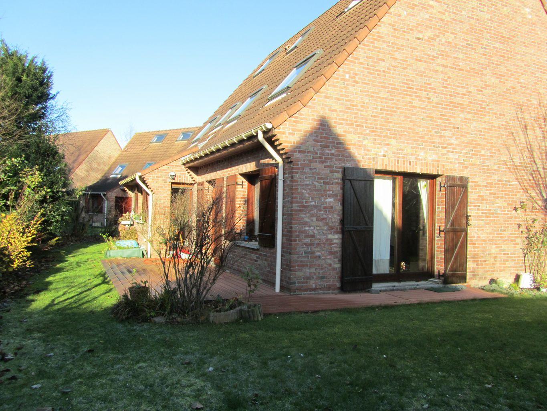 Ventes maison lompret maison individuelle for Vente maison individuelle wasquehal
