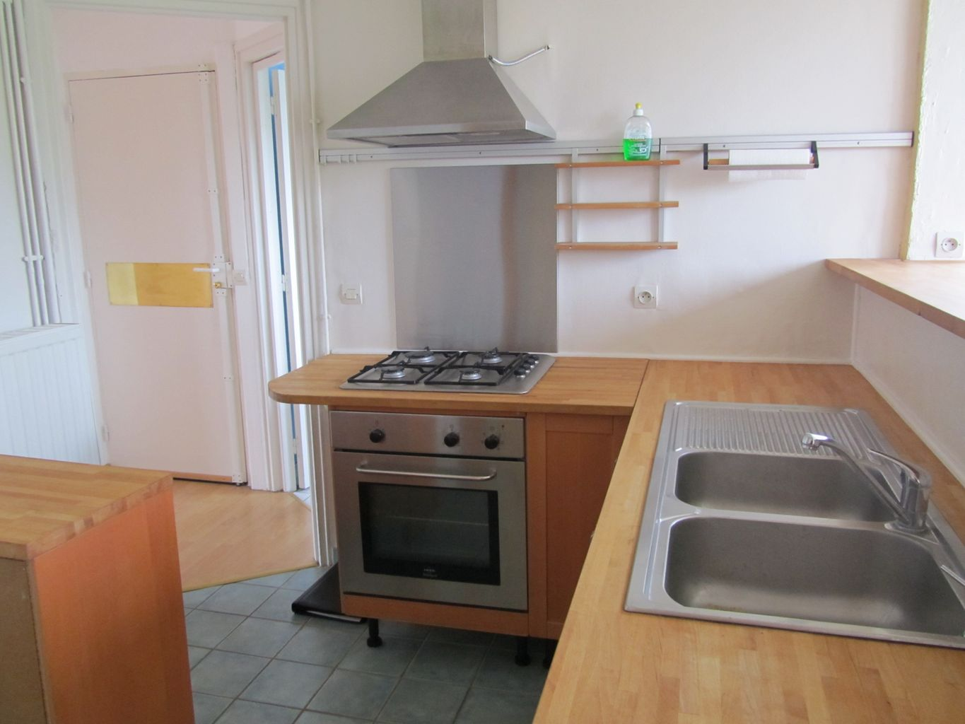 Ventes appartement lambersart appartement type 2 for Petite cuisine appartement