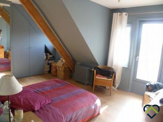ventes appartement la madeleine romarin appartement t3de 75m vendre. Black Bedroom Furniture Sets. Home Design Ideas