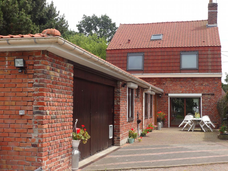 Maison 4 chambres pr mesques agence avenue immobilier for Bon garage lille