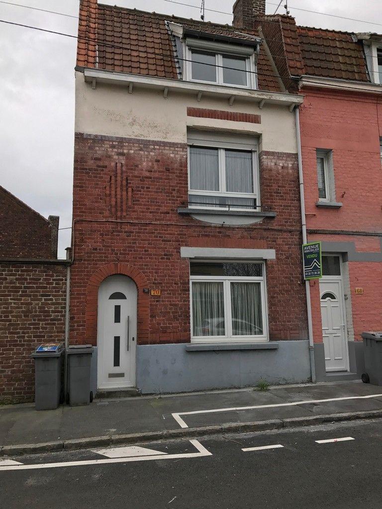 Maison wasquehal agence avenue immobilier metropole for Maison saint jean lille