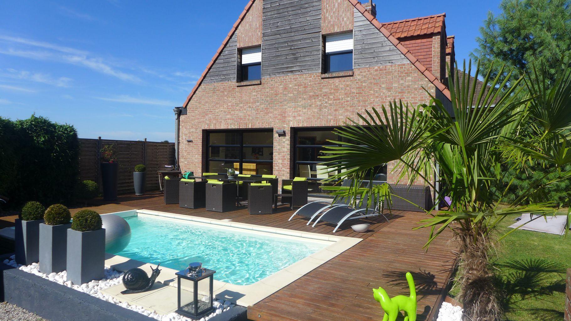 D co maison a louer avec jardin wasquehal 19 maison - Location maison avec jardin quimper colombes ...