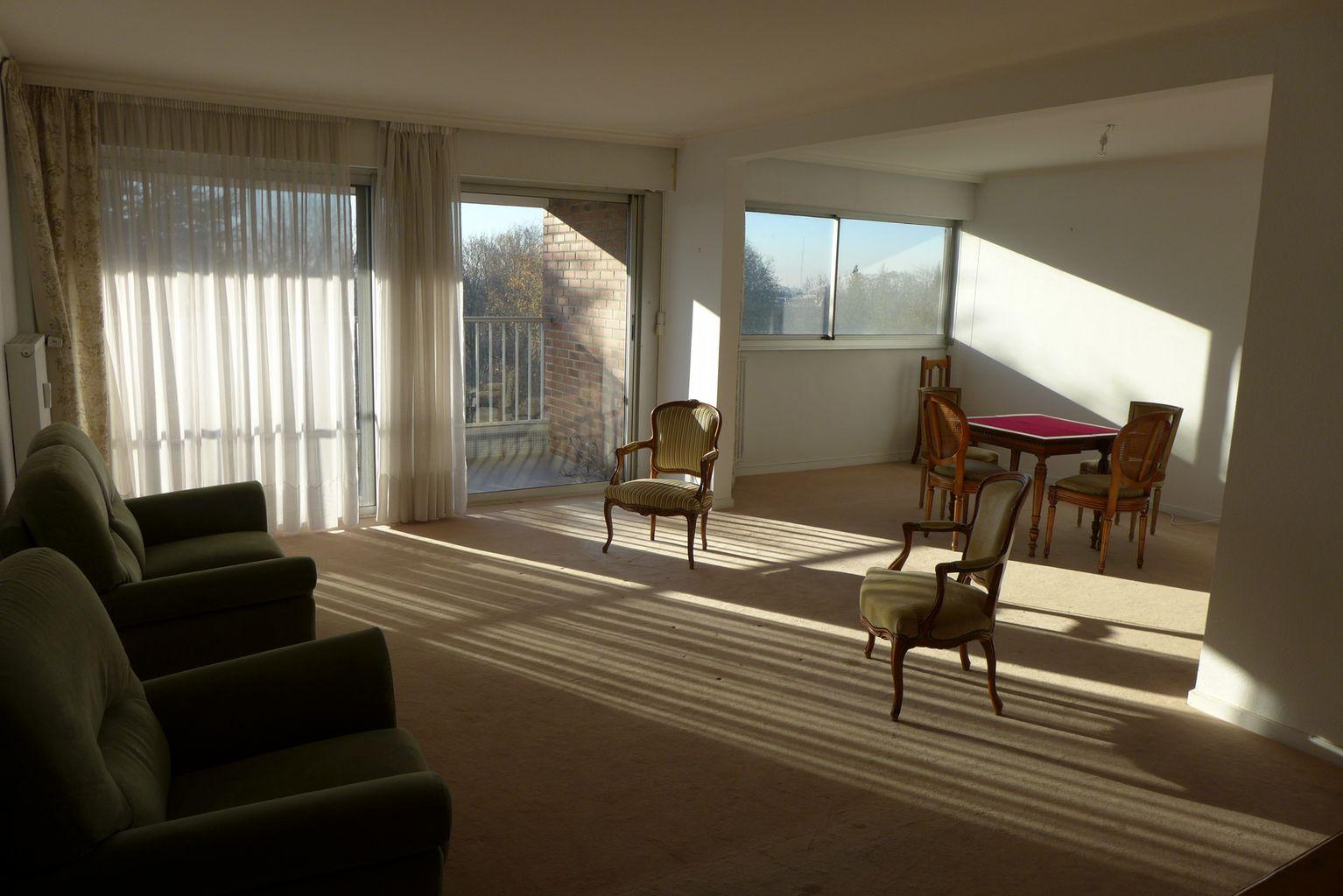 ventes appartement mouvaux appartement t4. Black Bedroom Furniture Sets. Home Design Ideas