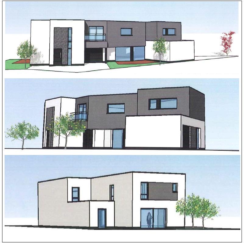 Terrains wasquehal agence avenue immobilier metropole for Construction maison cubique prix