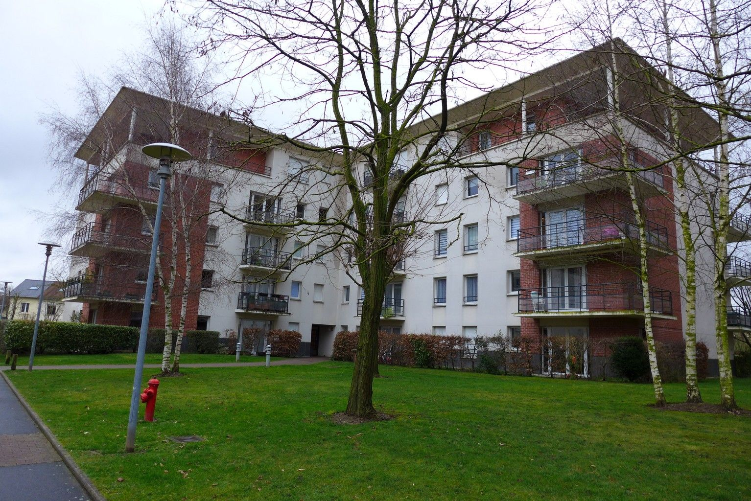 Appartement Wasquehal La Terrasse Agence Avenue