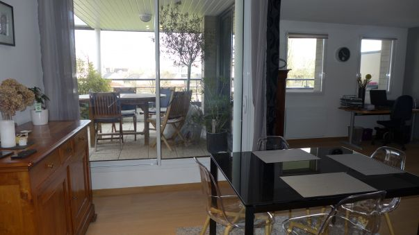 En retrait du Boulevard , appartement T3